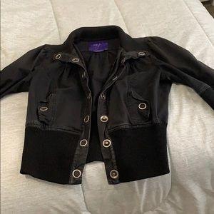Medium black jacket